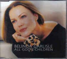 Belinda Carlisle- All gods Children cd maxi single