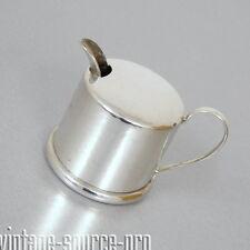 alter HKE Metall Milch Giesser für Dosenmilch versilbert Hammerschlag 30er Jahre