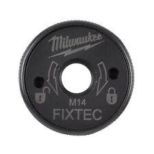 Milwaukee FIXTEC XL Schnellspannmutter, M14, 180 mm & 230 mm Winkelschleifer