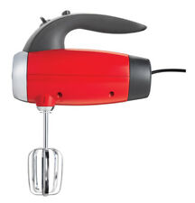 Sunbeam Mixmaster Hand Mixer - Apple Red