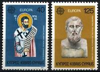 Cyprus 1980 SG#540-1 Europa, Personalities MNH Set #D53274