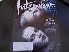 Charlize Theron, Kristen Stewart, Julianne Hough - Interview Magazine 2012