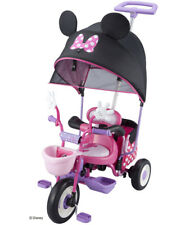 DISNEY TRICYCLE BABY STROLLER - TRICICLO PASSEGGINO from JAPAN -
