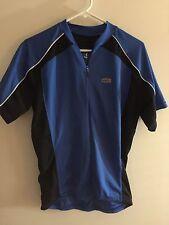 Louis Garneau Cycling jersey - men's Large - Blue