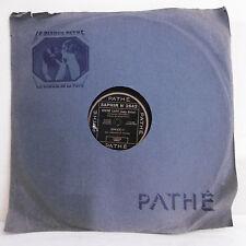 78T SAPHIR -JOVATTI  Disque Phono DIVINE LADY - TON AMOUR Chanté PATHE 3843 RARE
