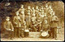 carte-photo guerre 1914-1918 .Allemagne. Hauskanelle von Stube . 1917