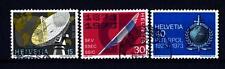 SWITZERLAND - SVIZZERA - 1973 - Antenna parabolica - 100° ass. commercio - Inter