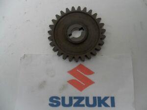 SUZUKI GS 500 K2 GS500 OIL PUMP DRIVE GEAR 1989 - 2007