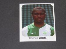 483 MAKIADI VFL WOLFSBURG PANINI FUSSBALL 2006-2007 BUNDESLIGA FOOTBALL