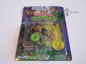 Playmates Teenage Mutant Ninja Turtles TMNT MOVIE STAR DON Figure 1995 Variant