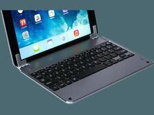 Apple iPad air Aluminium Bluetooth Tastatur Laptop Funktion Spacegreu Deutsch