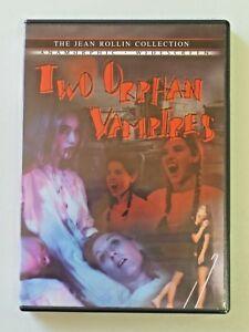 TWO ORPHAN VAMPIRES French / English Language English Subtitles DVD Movie Horror