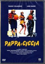 PAPPA E CICCIA (1983) Lino Banfi Paolo Villaggio DVD NUOVO