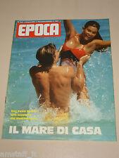 EPOCA=1984/1757=FOLCO QUILICI=ENZO BIAGI=MARUSCHKA DETMERS JANE BIRKIN FILM=
