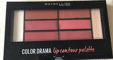 Maybelline Color Drama Lip Countur Palette
