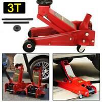 Cric Hydraulique haute qualité capacité 3 tonnes poignée de transport voiture FR