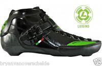 Luigino inline speed skate - BOOTS ONLY -  STRUT - race skates