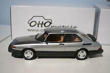 OTTO Saab 900 Turbo 16v Aero Silver 1:18 OT875 Ltd Resin