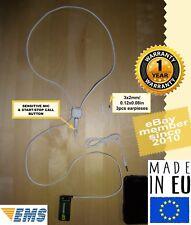 TOP EURO SPY MICRO MINI NANO WIRELESS HEADPHONE HEADSET EARPHONE EARPIECE GADGET