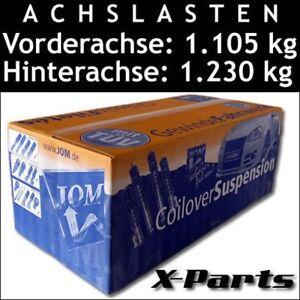 JOM Gewindefahrwerk VW Golf 6 PLUS / Variant 1,4 1,6