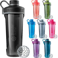 Blender Bottle Radian 32 Oz. Tritan Shaker Mixer Taza con tapa de bucle