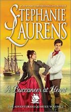 A Buccaneer at Heart: The Adventurers Quartet by Stephanie Laurens2016 NEW BOOK