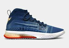 🔥 Under Armour Project Rock 1 Dwayne Johnson Gym Shoes UA 3020788-401 Size 14