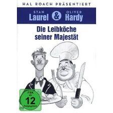 Dick & Doof - Die Leibköche seiner Majestät DVD Laurel und Hardy