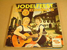 ACCORDEON LP TELSTAR / DE ELEONORA'S - JODELFEEST