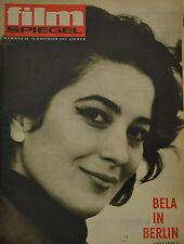 FILMSPIEGEL - 15. NOVEMBRE 1967 - BELA DANS BERLIN (FS 249)