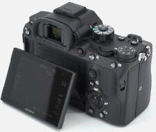 SONY Alpha7RIII Mirrorless Digital Camera Body ILCE7RM3 Interchangeable Lens