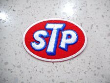 New STP Patch Embroidered Cloth Patches Applique Badge Iron Sew On