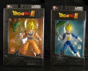 Dragon ball super dragon stars Super Saiyan Vegeta and Goku (Series 1&2)