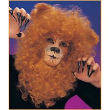 Lion Mane Adult Wig Curly Hair Cowardly Wizard Of Oz Courage Costume