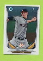 2014 Bowman Chrome Mini - Josh Hader (#68)  Astros / Brewers