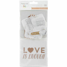 Project Life VELLUM & METALLIC Specialty Cards 90-Pack scrapbooking 380514