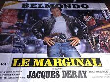 Le Marginal / Belmondo / Affiche / Cinéma / Photos / Poster / 4x3 / Neuve