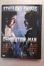 Dvd Stallone/Snipes DEMOLITION MAN Snapper