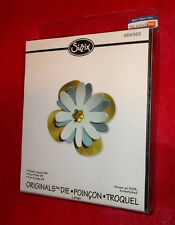 Sizzix Originals FLOWER LAYERS #4 New 656362 NEW IN PACKAGE