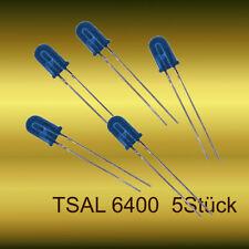 TSAL6400 Infrarotsender IRLed  940nm  5 Stück