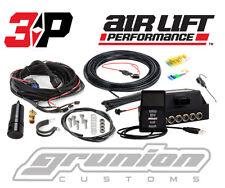 "Air Lift 3P Digital Air Bag Ride Suspension Pressure Control System 1/4"" Slammed"