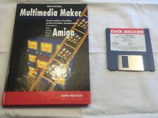Data Beckers Multimedia Maker inkl. Diskette (Amiga 500, 1991)