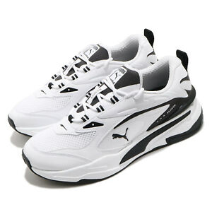 Puma RS-Fast Running System White Black Men Casual Shoes Sneakers 380562-03
