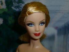 2011 Sinatra Barbie ~ Nude Model Muse Pivotal Body ~ No Earrings ~ Free U.S Ship