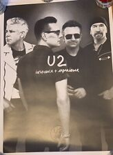 New listing U2 Innocence + Experience Lot of 5 Posters Prints Fanclub Fan Club Collection