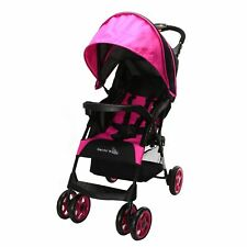 Wonder Buggy Mimmo Deluxe Lightweight One-Hand Folding Multi-Position Compact...