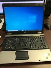 HP Compaq 6730b Intel P8400 2.26GHz 3GB RAM 250GB SSD Windows 10 Pro Laptop