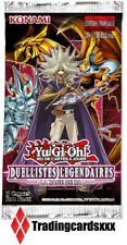 Yu-Gi-Oh! Booster de 5 cartes Duellistes Légendaires : La Rage de Ra