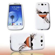 DESIGN No.2 SILIKON TPU COVER CASE HANDY HÜLLE  SAMSUNG i9300 GALAXY S3