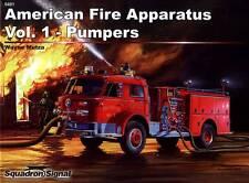 20094a/Squadron Signal-US Vigili fuoco-Vol. 1-Pumpers-Libretto di tabulazione